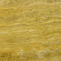 Gold vein cut